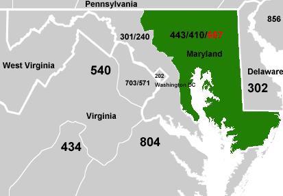 667 Area Code - USA.com™